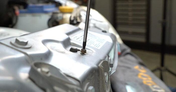 Смяна на Запалителна бобина на Opel Meriva x03 2005 1.7 CDTI (E75) самостоятелно