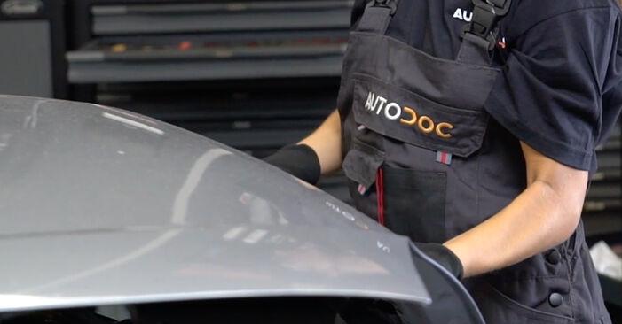 Стъпка по стъпка препоруки за самостоятелна смяна на Opel Meriva x03 2008 1.3 CDTI (E75) Запалителна бобина