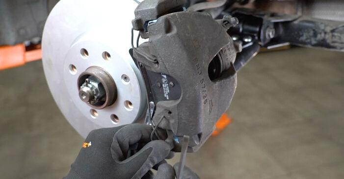 Išsamios Opel Meriva x03 2008 1.3 CDTI (E75) Stabdžių diskas keitimo rekomendacijos