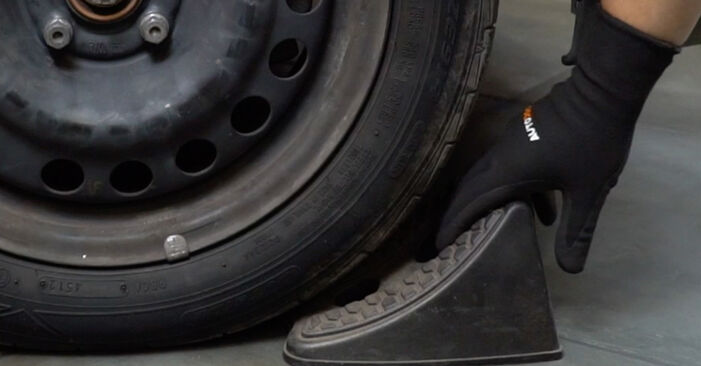 Comment changer Bras de Suspension sur Opel Meriva A 2003 - Manuels PDF et vidéo gratuits