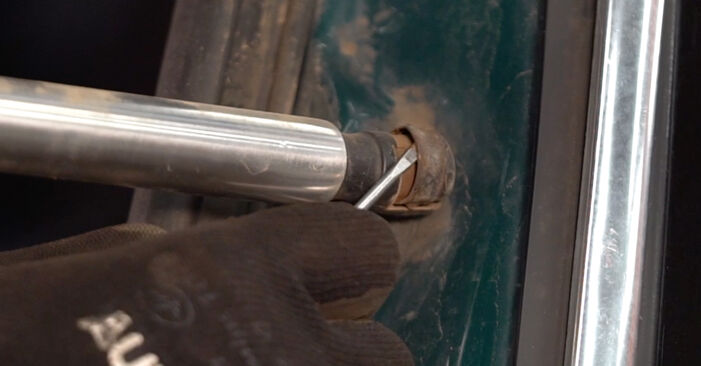 Wechseln Heckklappendämpfer am VW PASSAT Variant (3B6) 2.0 2000 selber