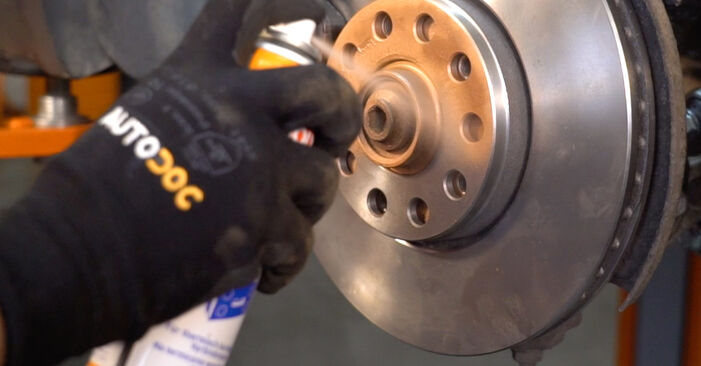 How hard is it to do yourself: Brake Calipers replacement on Passat 3B6 2.0 TDI 1996 - download illustrated guide