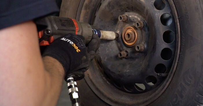 VW PASSAT 1.9 TDI Brake Calipers replacement: online guides and video tutorials
