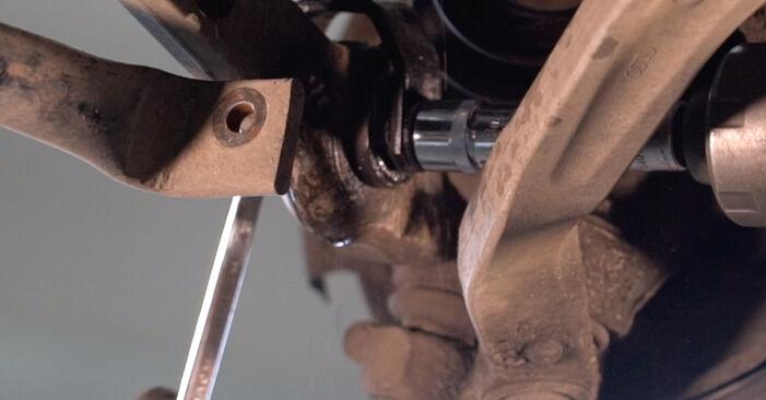Querlenker Passat 3B6 1.9 TDI 4motion 1998 wechseln: Kostenlose Reparaturhandbücher