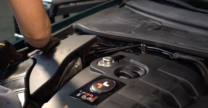 Wie VW PASSAT 1.6 2000 Querlenker ausbauen - Einfach zu verstehende Anleitungen online