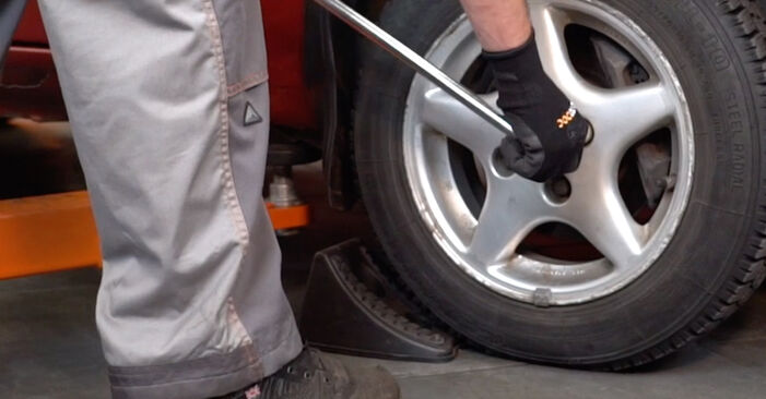 Bremsscheiben Twingo c06 1.0 1995 wechseln: Kostenlose Reparaturhandbücher
