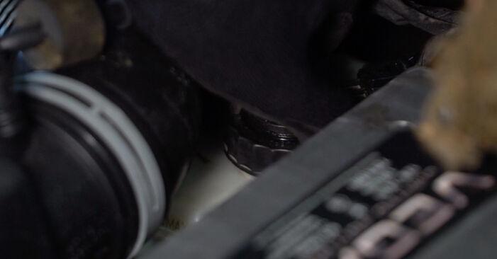 Jak vyměnit Brzdovy kotouc na Touran 1t1 1t2 2003 - bezplatné PDF a video návody