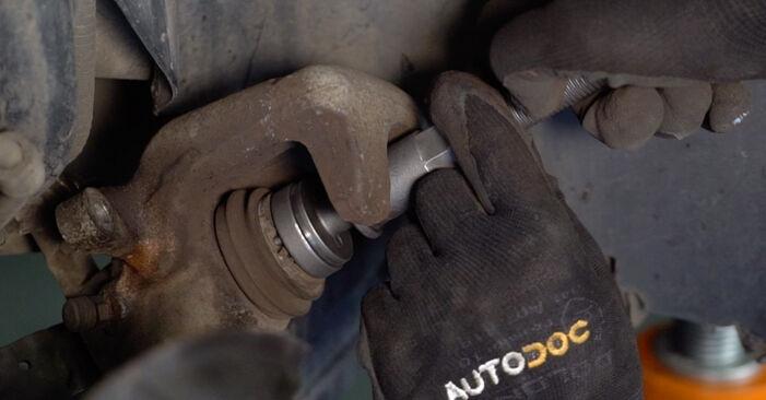 Zweckdienliche Tipps zum Austausch von Bremsbeläge beim VW TOURAN (1T1, 1T2) 2.0 TDI 2009
