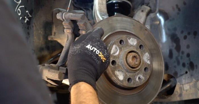 Zweckdienliche Tipps zum Austausch von Bremsscheiben beim AUDI A4 Avant (8E5, B6) 1.9 TDI quattro 2004