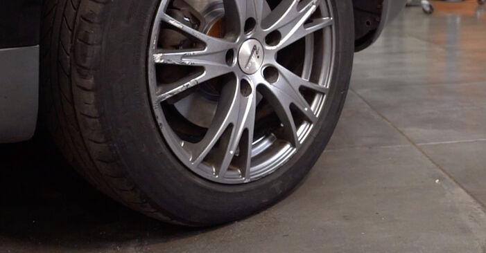 AUDI A4 1.9 TDI Brzdové Platničky výmena: online návody a video tutoriály