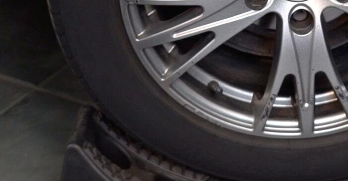 Bremsbeläge Audi A4 B6 Avant 1.9 TDI quattro 2002 wechseln: Kostenlose Reparaturhandbücher