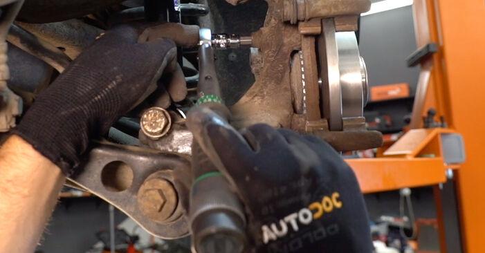Zweckdienliche Tipps zum Austausch von Radlager beim AUDI A4 Avant (8E5, B6) 1.9 TDI quattro 2004