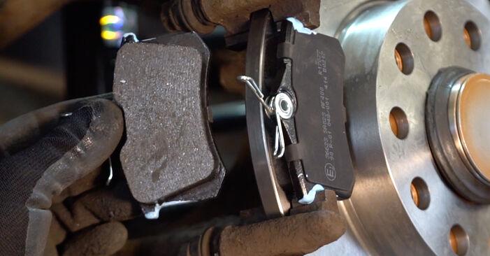 Wie Radlager Audi A4 B6 Avant 1.9 TDI 2000 tauschen - Kostenlose PDF- und Videoanleitungen