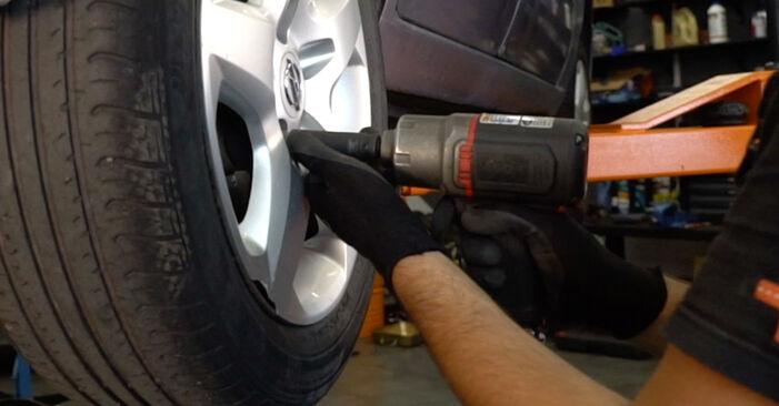 Wie OPEL ZAFIRA 1.6 CNG (M75) 2009 Bremsscheiben ausbauen - Einfach zu verstehende Anleitungen online