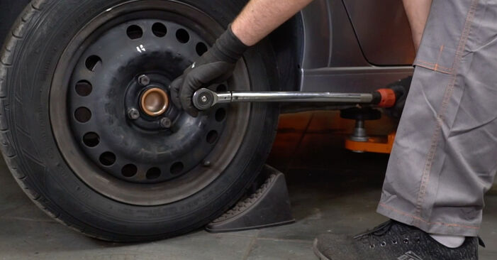 Need to know how to renew Brake Pads on OPEL MERIVA ? This free workshop manual will help you to do it yourself