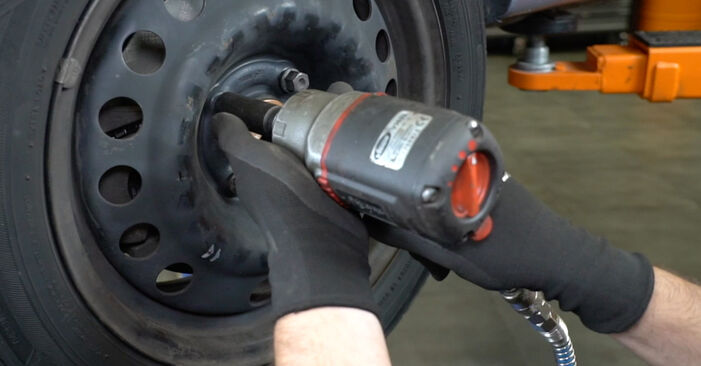 Need to know how to renew Springs on OPEL MERIVA ? This free workshop manual will help you to do it yourself
