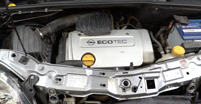 Podrobná doporučení pro svépomocnou výměnu Opel Meriva x03 2008 1.3 CDTI (E75) Lambda sonda