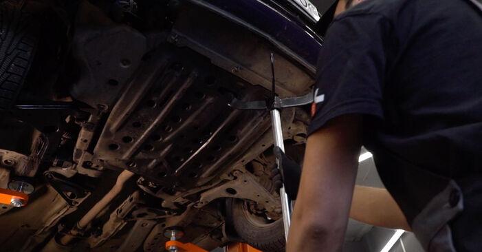 Astra G CC (T98) 1.7 DTI 16V (F08, F48) 2009 1.6 (F08, F48) Getriebeöl und Verteilergetriebeöl - Handbuch zum Wechsel und der Reparatur eigenständig