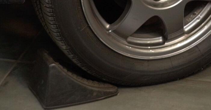 Hur byta Hjullager på Toyota Prius 2 2003 – gratis PDF- och videomanualer