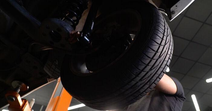 AURIS (NRE15_, ZZE15_, ADE15_, ZRE15_, NDE15_) 1.4 (ZZE150_) 2010 Brake Discs DIY replacement workshop manual