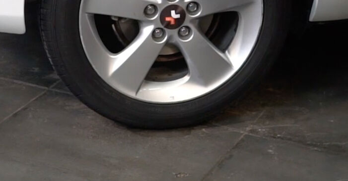 DIY replacement of Brake Discs on TOYOTA AURIS (NRE15_, ZZE15_, ADE15_, ZRE15_, NDE15_) 1.6 (ZRE151_) 2006 is not an issue anymore with our step-by-step tutorial