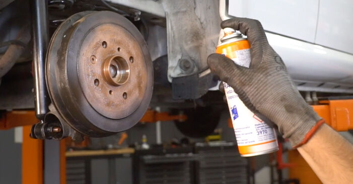 Changing of Wheel Bearing on CITROËN C1 (PM_, PN_) 2013 won't be an issue if you follow this illustrated step-by-step guide