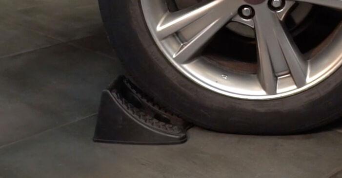 Wie problematisch ist es, selber zu reparieren: Bremsscheiben beim Lexus RX XU30 330 (MCU38_) 2003 auswechseln – Downloaden Sie sich bebilderte Tutorials