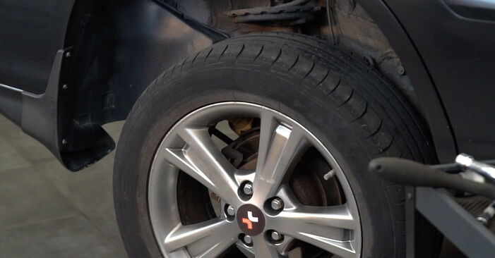 Wie lange benötigt das Auswechseln der Teile: Bremsscheiben beim Lexus RX XU30 2005 - Detailliertes PDF-Tutorial