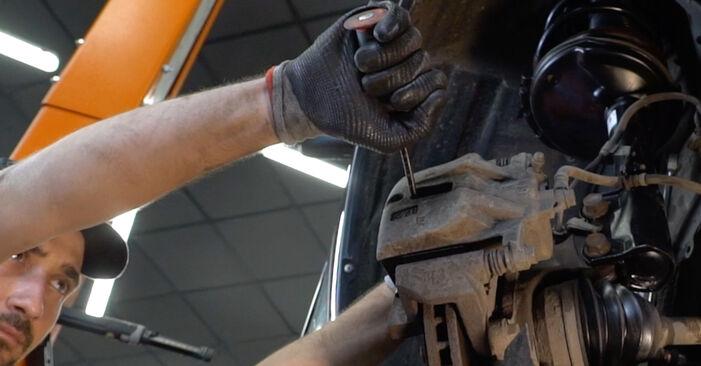 RX (MHU3_, GSU3_, MCU3_) 3.5 2008 3.0 Bremsbeläge - Handbuch zum Wechsel und der Reparatur eigenständig