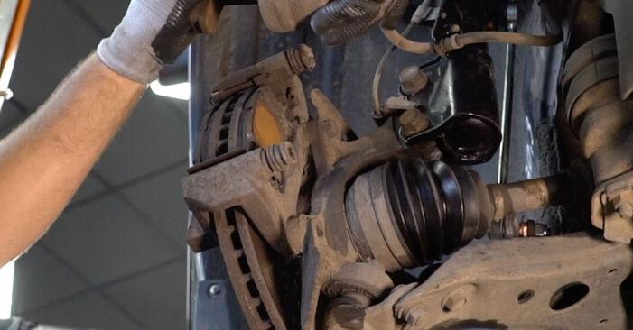 Zweckdienliche Tipps zum Austausch von Bremsbeläge beim LEXUS RX (MHU3_, GSU3_, MCU3_) 3.3 400h 2005