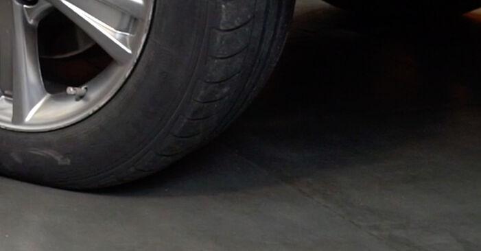 Como trocar Ponteiras de Direcção no Lexus RX XU30 2003 - manuais gratuitos em PDF e vídeo
