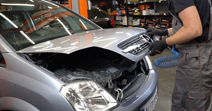 Come cambiare Termostato su Opel Meriva x03 2003 - manuali PDF e video gratuiti