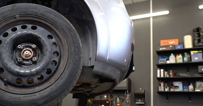 Opel Meriva x03 1.6 16V (E75) 2005 Termostato sostituzione: manuali dell'autofficina