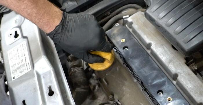 Išsamios Opel Meriva x03 2008 1.3 CDTI (E75) Thermostat keitimo rekomendacijos