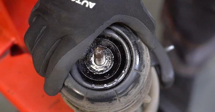 Stoßdämpfer am OPEL Meriva A (X03) 1.8 (E75) 2008 wechseln – Laden Sie sich PDF-Handbücher und Videoanleitungen herunter