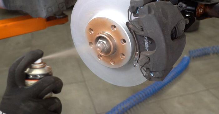 Wie Stoßdämpfer Opel Meriva x03 1.7 CDTI (E75) 2003 tauschen - Kostenlose PDF- und Videoanleitungen
