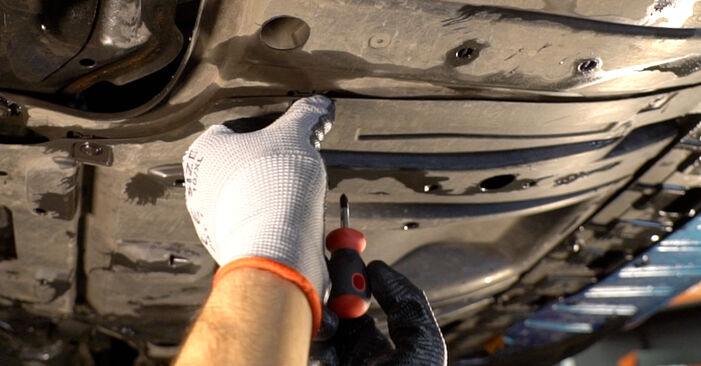 How to replace Control Arm on HONDA INSIGHT (ZE_) 2014: download PDF manuals and video instructions