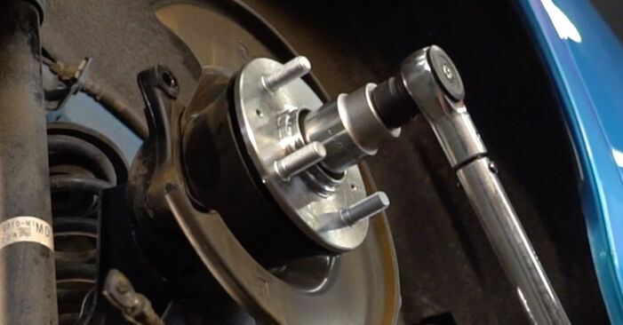 Need to know how to renew Wheel Bearing on HONDA INSIGHT ? This free workshop manual will help you to do it yourself