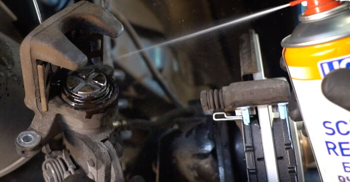 Zweckdienliche Tipps zum Austausch von Bremsbeläge beim HONDA INSIGHT (ZE_) 1.5 Hybrid (ZE3) 2010