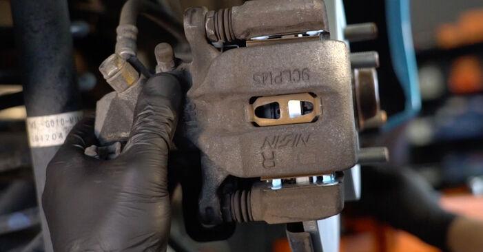 INSIGHT (ZE_) 1.3 Hybrid (ZE2) 2020 1.3 Hybrid (ZE2) Bremsscheiben - Handbuch zum Wechsel und der Reparatur eigenständig