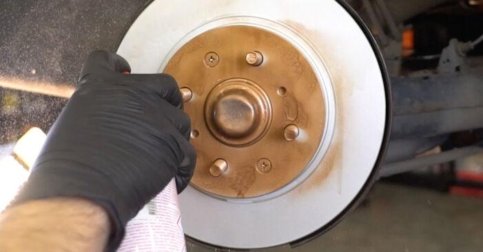 Zweckdienliche Tipps zum Austausch von Bremsscheiben beim HONDA INSIGHT (ZE_) 1.5 Hybrid (ZE3) 2010