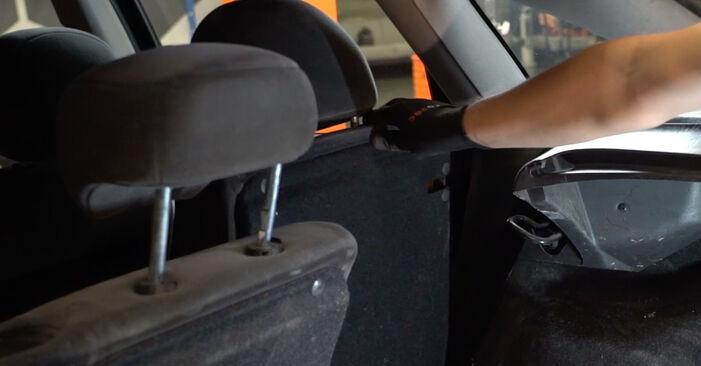 Stoßdämpfer Ford Focus DAW 1.8 TDCi 2000 wechseln: Kostenlose Reparaturhandbücher