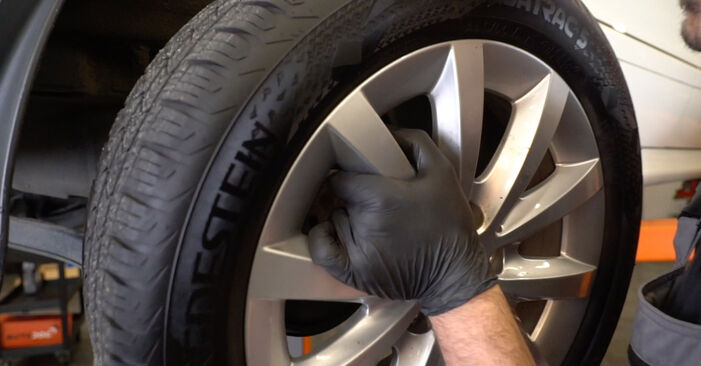 How to replace Brake Discs on MERCEDES-BENZ B-Class (W245) 2009: download PDF manuals and video instructions