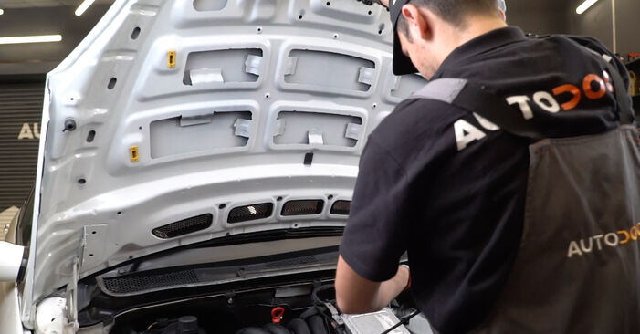 MERCEDES-BENZ B-CLASS B 170 NGT 2.0 (245.233) Bremsbeläge ersetzen: Tutorials und Video-Wegleitungen online