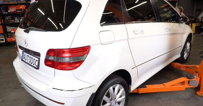 Comment changer Roulement De Roues sur Mercedes W245 2005 - Manuels PDF et vidéo gratuits