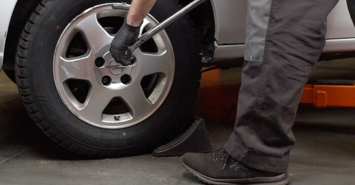Need to know how to renew Brake Pads on OPEL ZAFIRA ? This free workshop manual will help you to do it yourself
