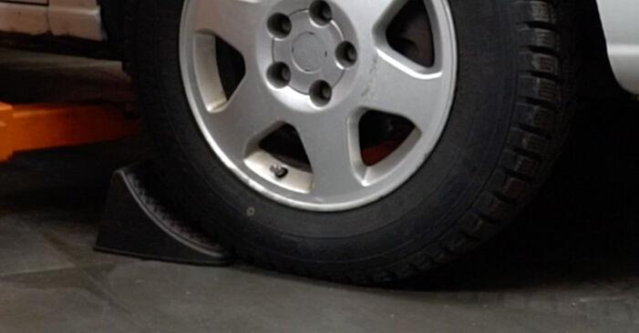 Comment changer Rotule De Direction sur Opel Zafira f75 1999 - Manuels PDF et vidéo gratuits