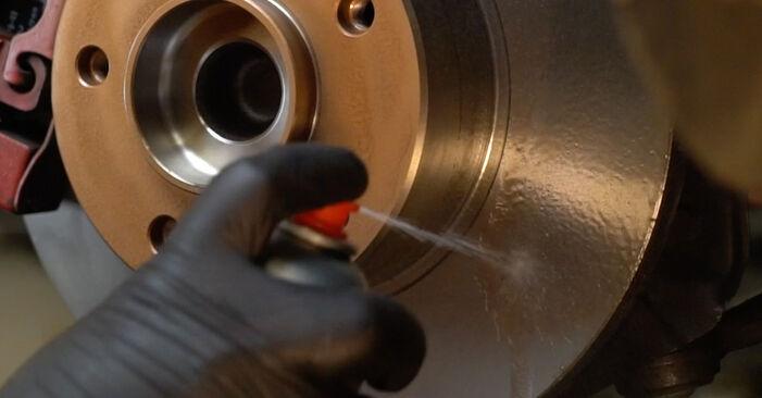 Bremsscheiben Ihres BMW E39 540i 4.4 2003 selbst Wechsel - Gratis Tutorial