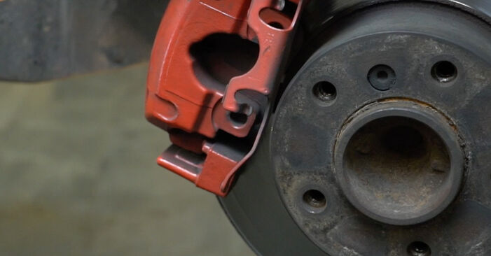 How to change Brake Pads on BMW E39 1995 - free PDF and video manuals