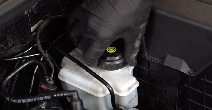 Bremsbeläge Ihres Audi A3 8pa 2.0 TDI quattro 2011 selbst Wechsel - Gratis Tutorial